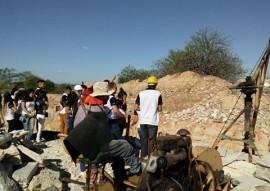 alunos de mineracao participam de aula em mina de quartzito 4 270x191 - Alunos de Mineração de Escola Estadual de Santa Luzia participam de aula prática nas Minas de Quartzito