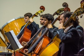 concerto osjpb 08.09.16 thercles silva 13 270x179 - Orquestra Sinfônica Jovem da Paraíba apresenta concerto com clarinetista pernambucano