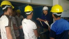 curso lar do garoto 5 270x151 - Jovens do Lar do Garoto concluem curso profissionalizante