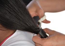 detentas do presidio feminino doam cabelo foto joa francisco 3 270x191 - Reeducandasdoam cabelos para mulheres com câncer