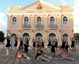 escola de danca sta roza2 270x218 - Teatro Santa Roza prorroga inscrições para cursos regulares de dança