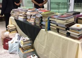 livros concerto 270x190 - Concerto em homenagem ao aniversário de João Pessoa arrecada mais de 2,4 mil livros