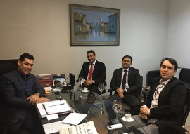 pge reuniao com aspas 270x191 - Procurador-geral do Estado se reúne com dirigentes da Aspas