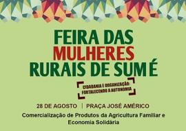 procase participa da feira da mulher rural em sume 1 270x191 - Governo do Estado promove Feira das Mulheres Rurais, em Sumé