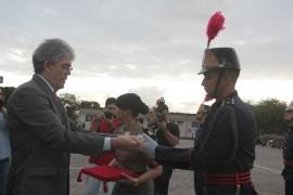 ricardo pm2 foto Alberi Pontes 270x180 - Ricardo entrega coletes, motos e comendas no Dia do Patrono da PM