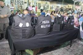 ricardo pm3 foto Alberi Pontes 270x180 - Ricardo entrega coletes, motos e comendas no Dia do Patrono da PM