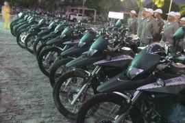 ricardo pm4 foto Alberi Pontes 270x180 - Ricardo entrega coletes, motos e comendas no Dia do Patrono da PM