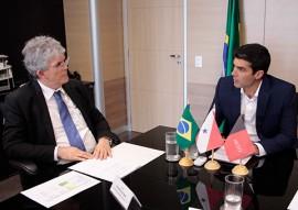 ricardo reuniao com ministerio da integracao nacional 1 270x191 - Ricardo consegue liberação de R$ 15 milhões para obras do Canal Acauã-Araçagi