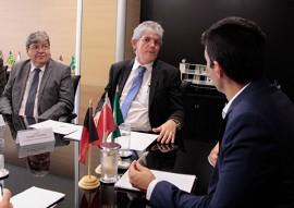 ricardo reuniao com ministerio da integracao nacional 3 270x191 - Ricardo consegue liberação de R$ 15 milhões para obras do Canal Acauã-Araçagi