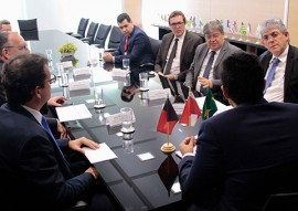 ricardo reuniao com ministerio da integracao nacional 8 270x191 - Ricardo consegue liberação de R$ 15 milhões para obras do Canal Acauã-Araçagi