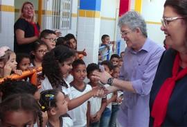 ricardo visita escola capistrano foto jose marques 5 270x183 - Ricardo entrega reformas de três escolas estaduais em João Pessoa