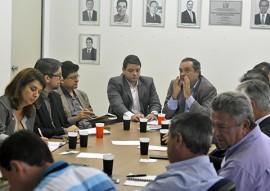 sedap reuniao com banco do brasil 3 270x191 - Governo e Banco do Brasil discutem ações para beneficiar agronegócio na Paraíba