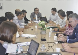 sedap reuniao para expofeira paraiba agronegocio 2017 1 270x191 - Governo reúne parceiros para organizar a 50ª Expofeira Paraíba Agronegócios