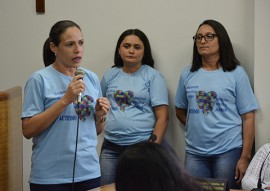ses seminario sobre autismo em cajazeiras 2 270x191 - Saúde participa de seminário sobre autismo em Cajazeiras