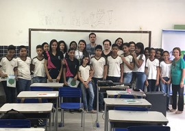 sudema leva palestra sobre cidadania e meio ambiente a escola estadual 2 270x191 - Sudema promove palestra sobre cidadania e meio ambiente para alunos de Escola Estadual