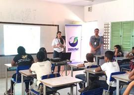 sudema leva palestra sobre cidadania e meio ambiente a escola estadual 4 270x191 - Sudema promove palestra sobre cidadania e meio ambiente para alunos de Escola Estadual