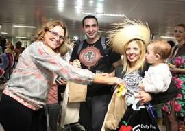 turistas argentinos foto francisco franca 270x191 - Pesquisa da PBTur revela que voo Buenos Aires-João Pessoa aumenta número de turistas argentinos na Paraíba