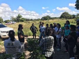 visita trilhas 270x202 - Estudantes do curso de Gestão Ambiental do IFPB visitam Parque Estadual das Trilhas