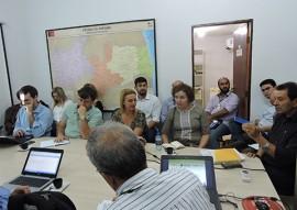 vista de tecnicos do fida ao procase 2 270x191 - Técnicos do Fida visitam ações desenvolvidas pelo Procase em comunidades rurais da Paraíba