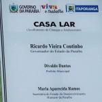 01-09-17 Solenidade de Entrega da Casa Lar,Filtros e Cartão Alimentação em Itaporanga Foto-Alberto Machado   (25) (1)