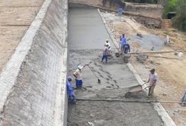 22 09 17 SEIRHMACT barragem cha dos pereiras 2 270x183 - Obras de recuperação das barragens Chã dos Pereiras e Farinha estão em fase de conclusão