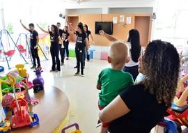 Entrega de Donativos no Laureano foto diego nobrega 5 270x191 - Alunos de Escola Estadual do Sertão fazem doação ao Hospital Napoleão Laureano