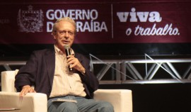 FREI BETO PENSE2 270x158 - Ciclo de Debates Contemporâneos: Ricardo participa de palestra com Frei Betto