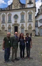 Iphaep e embaixador da espanha 2 175x270 - Embaixador e cônsul espanhóis visitam Centro Histórico e discutem parceria com Governo do Estado