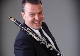 Juan Ferrer 270x190 - Orquestra Sinfônica da Paraíba apresenta concerto com participação de clarinetista espanhol