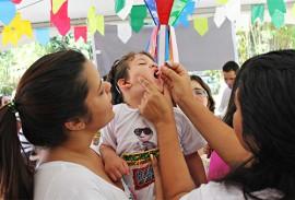 campanha de vacinacao contra Polio bica foto ricardo puppe 270x183 - Campanha de Multivacinação inicia nesta segunda-feira em todo Estado