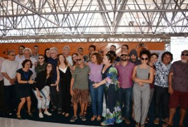 grupo de musicos e jornalistas foto vanivaldo ferreira 10 270x183 - Ricardo lança a primeira edição do Festival de Música da Paraíba