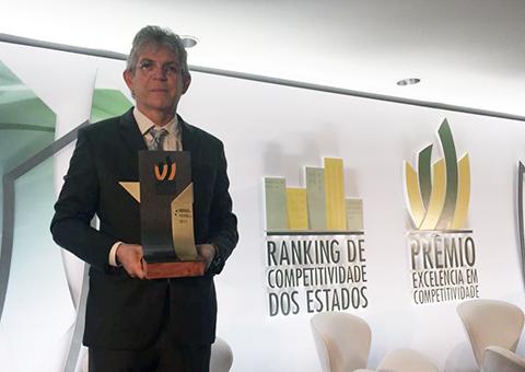 ricardo prarticpa do premio excelencia em competitividade em sao paulo (1)