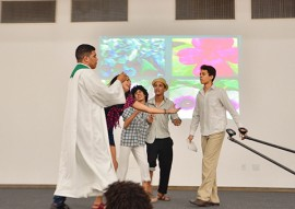 see festival arte em cena da educacao foto delmer rodrigues 6 270x191 - Festival Arte em Cena é realizado na Gerência Regional de Educação em João Pessoa