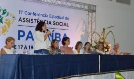 11ª Conferência Estadual De Assistência Social Paraiba Foto-Alberto Machado  (19)