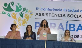 11ª Conferência Estadual De Assistência Social Paraiba Foto-Alberto Machado  (25)