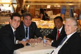 93ª reunião ordinária do Fórum Nacional de Secretários e Dirigentes do Turismo 1 270x180 - Governo participa da 93ª reunião ordinária do Fórum Nacional de Secretários e Dirigentes do Turismo