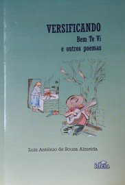 Capa Luiz Antonio 182x270 - Estudante lança livro de poesias na Fundação Casa de José Américo