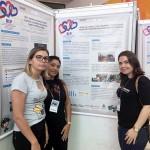 Dra. Nicoly Negreiros, enfermeira Janielly Sousa e Silvia felix que integra a equipe da Rede em Patos