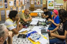FUNESC por Thercles Silva 2271 270x180 - Tertúlia HQ de outubro inicia construção do Quadrinhos Intuados 2018