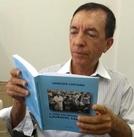 Vanildo Caetano 264x270 - Nesta quinta-feira: Advogado lança livro na Fundação Casa de José Américo