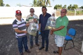 alevinos sapé 270x179 - Prefeitura de Sapé e Emater distribuem alevinos com agricultores