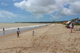 balneabilidade 1 270x179 - Banhistas podem aproveitar 50 praias do litoral paraibano neste fim de semana