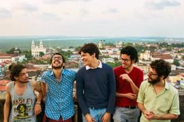 banda forra2 270x179 - Projeto Cambada recebe o rock psicodélico da banda-fôrra no dia 20