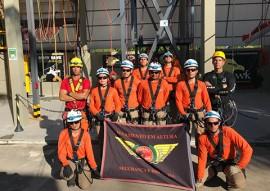 bombeiros realizam treinamento em alturas em pernambuco 2 270x191 - Corpo de Bombeiros realiza treinamento de Salvamento em Altura em Pernambuco