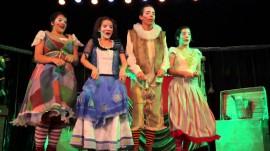 carroca de mamulengos2 270x151 - Na Funesc: Espaço da Criança tem cinema, dança, oficinas, feirinha e show de Carroça de Mamulengos