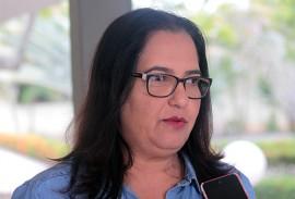 coord Cerest Celeida foto ricardo puppe 270x183 - Governo do Estado encerra curso de vigilância em processos de trabalho em postos de combustíveis