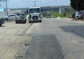 der operacao tapa buraco 1 270x191 - Nova operação tapa buraco do DER contempla 1.048 km de rodovias