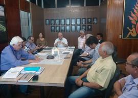 der reuniao de diretores 2 270x191 - DER reúne diretores e discute andamento das obras rodoviárias