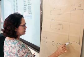 governo promoveu curso de vigilancia de postos de combustiveis foto ricardo puppe 4 270x183 - Governo do Estado encerra curso de vigilância em processos de trabalho em postos de combustíveis
