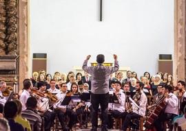ospb nos bairros igreja são francisco 24.08.17 thercles silva 13 270x191 - Orquestra Sinfônica Jovem da Paraíba realiza concerto em comemoração ao aniversário de Campina Grande